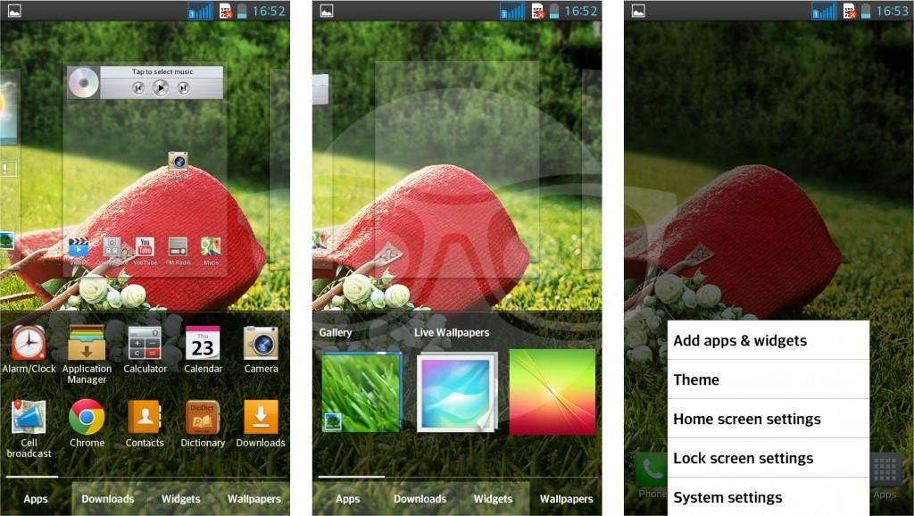 LG G Pro Lite Duos