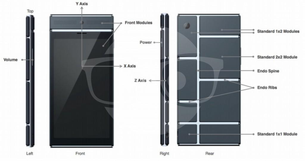 google Ara smartphone-2
