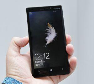 Nokia Lumia 930 Bann