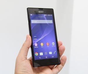 Sony Xperia T3 bann