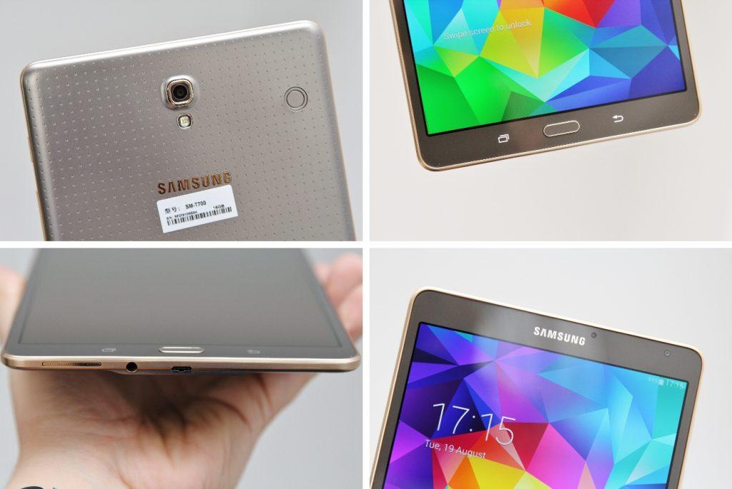 Samsung Galaxy Tab s 8.4 1