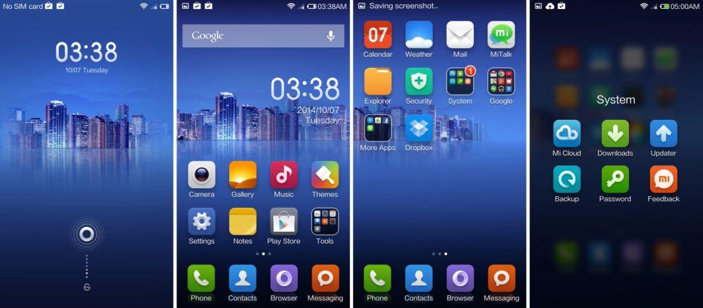 Xiaomi Mi3 4