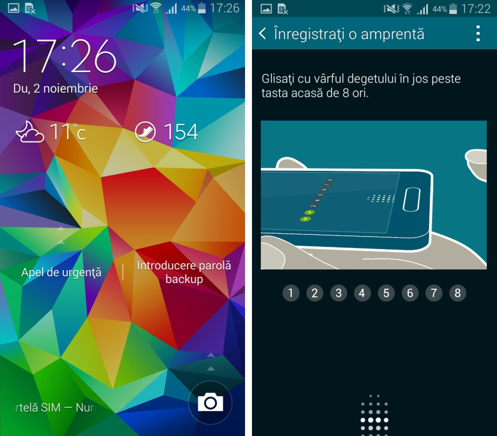 Samsung Galaxy Alpha 5