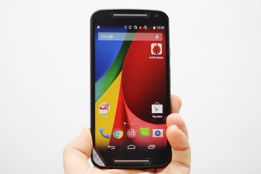 Motorola Moto G 2014 2