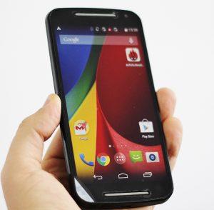 Motorola Moto G 2014 bann