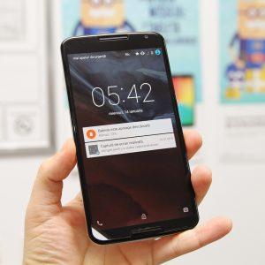 Google Nexus 6 Bann