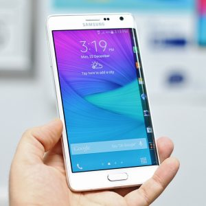 Samsung Galaxy Note Edge bann