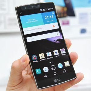 LG G FLEX 2 bann