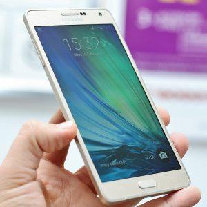 Samsung Galaxy A7 bann