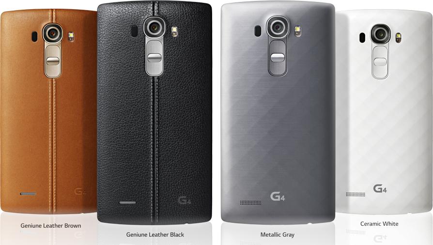 design lg g4