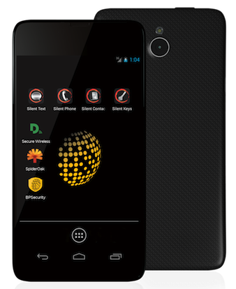 BlackPhone BP1 - 2