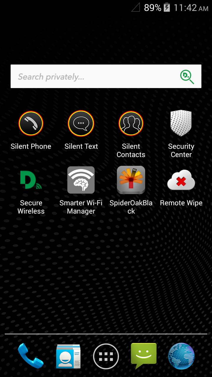 BlackPhone BP1 - 7