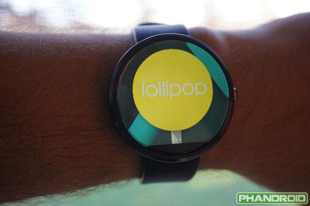 Urmatoarea versiune Android Wear va avea noi facilitati