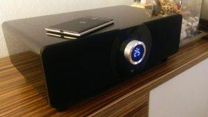 Poza sistem audio