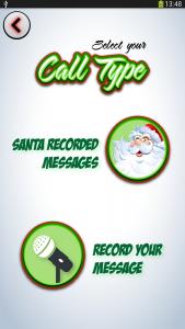 6.Poza Aplicatie Santa Talking
