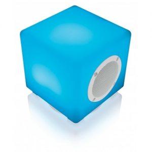 04. Difuzor Bluetooth portabil KitSound Glow multicolor