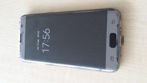 12.Poza Galaxy S7 EDGE ecran activ
