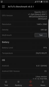 32.Poza Galaxy S7 EDGE teste v5