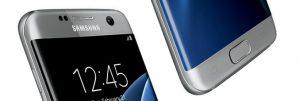 7.Poza Galaxy S7 EDGE fata sus jos