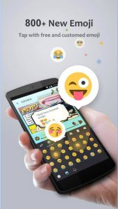 GO Keyboard - Emoji, Sticker 2