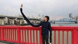 2.Poza Stick selfie prelungire