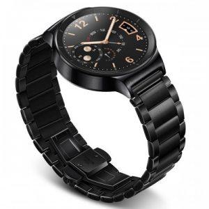 4.Poza Ceas Huawei Watch W1 metalic Smartwatch