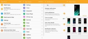 10.Poza Gear Fit 2 sincronizare aplicatia gamsung gear