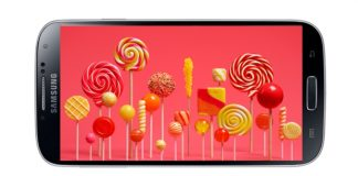 samsung galaxy s4 lollipop