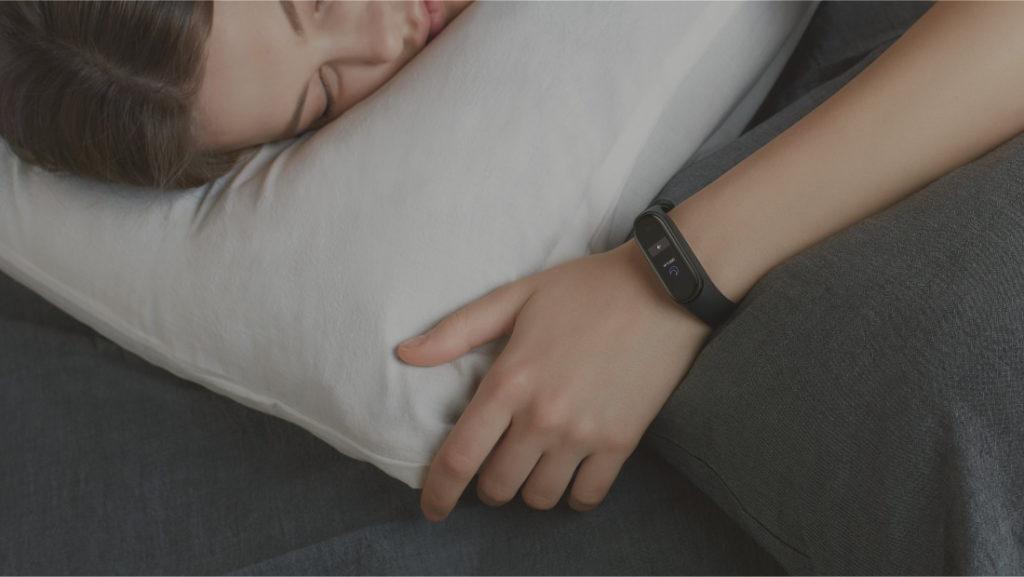 Mi Band 4 - sleep