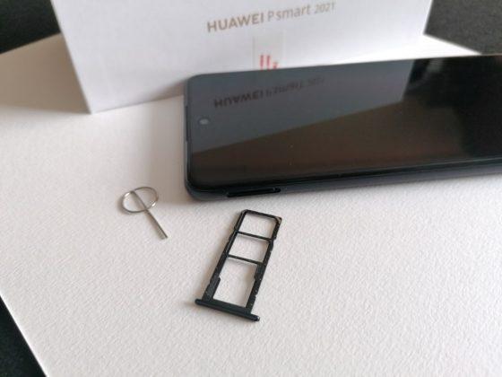 Huawei P smart 2021 design 2