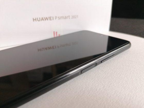Huawei P smart 2021 design 3