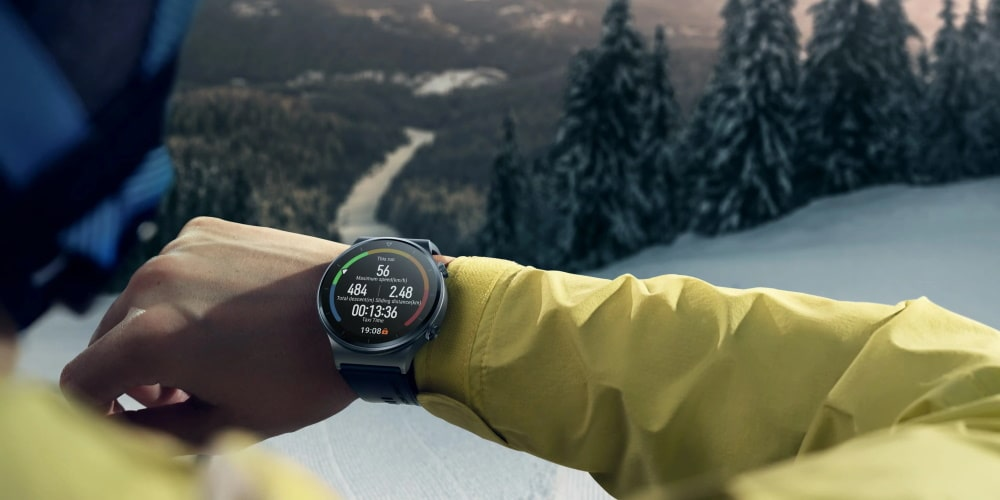 Smartwatch Huawei GT 2 Pro
