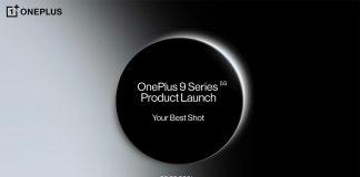 OnePlus 9 lansare