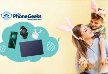 Huawei Easter