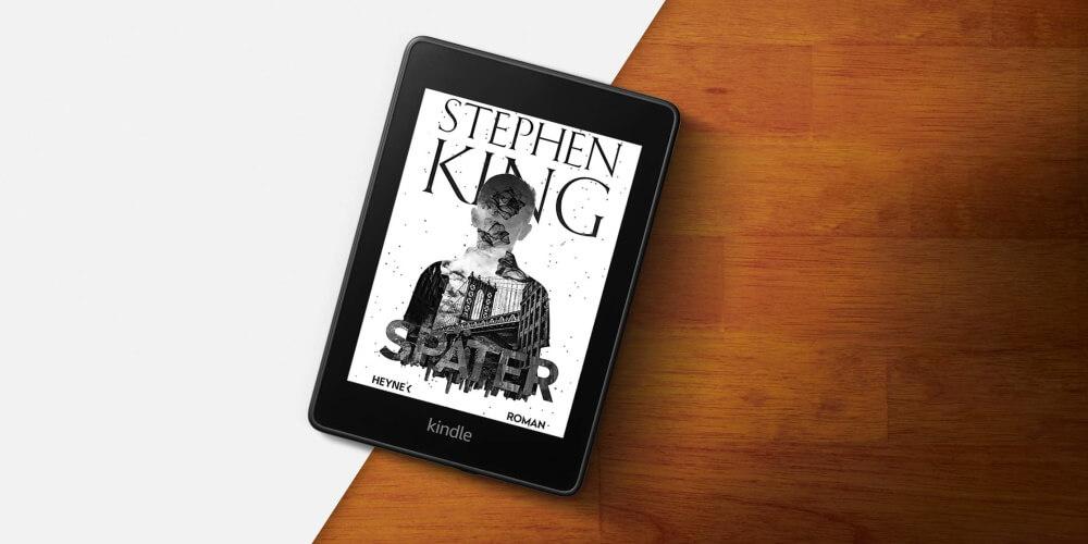 Amazon eBook Reader Kindle 2019 10th generation