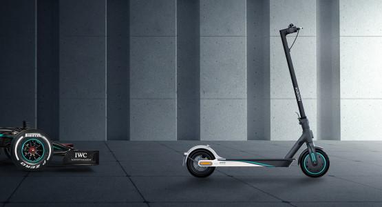 Xiaomi Mi Electric Scooter Pro 2 Mercedes AMG Petronas Formula 1 edition