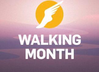 walking month