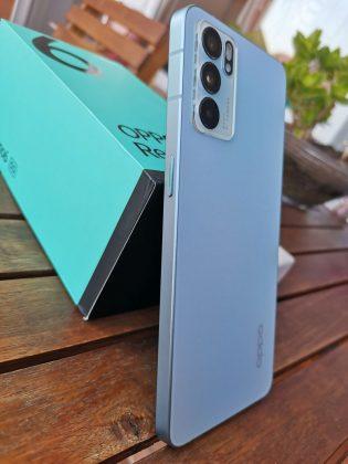 smartphone Oppo Reno6 5G