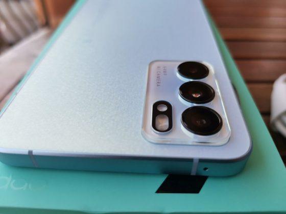 Oppo Reno6 5G smartphone